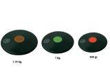 disco lanzamiento 600 gr, disco atletismo, disco caucho