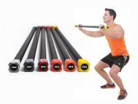body bar, barra lastrada, barra lastrada fitness, barra trabajo funcional