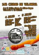 14º Torneo Voley Playa Ciudad De Vilanova