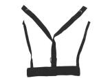chaleco resistencia, chaleco arnes, harness vest