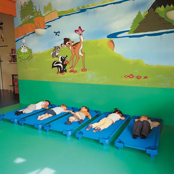 mobiliario escuela infantil cama guarderia camita guarderia cama infantil camita
