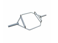 hex bar, trap bar, barra hexagonal