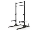 squat rack dominadas