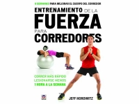 libro entrenamiento de la fuerza corredores, libro corredores