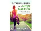 libro entrenamiento para medio maraton, libro medio maraton
