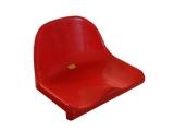 asiento pvc con respaldo, asiento banquillo, asiento pvc grada