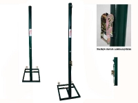 postes voleibol tenis,postes voley, postes tenis, postes regulables