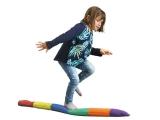 serpiente equilibrio, equilibrio infantil, equilibrio motricidad