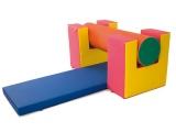 figura foam, puente psicomotricidad, puente foam, set psicomotricidad