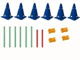 cicuito CNP, circuito oposiciones policia, circuito inef, circuito agilidad, minipista