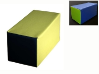 figura foam, rectangulo foam, rectangulo psicomotricidad