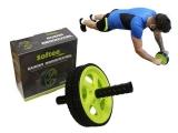 rueda abdominal, rueda fitness, rueda rehabilitacion