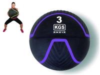 wall ball pro grade, balon mediinal funcional, wall ball 3 kgs