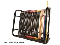 soporte body bar, soporte barras lastradas, soporte picas