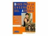 libro enseñanza del aerobic, libro aerobic, enseñanza aerobic
