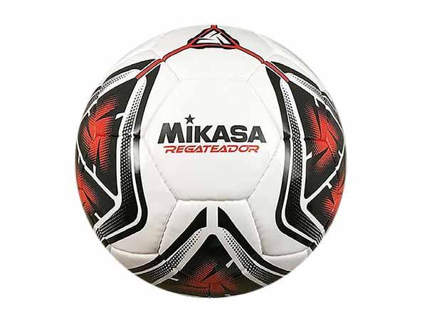 Balón Fútbol 11 Cuero Mikasa Regateador