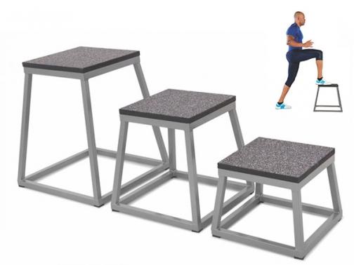 plyo box, plataforma pliometria, cajas pliometricas