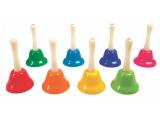 campanitas de mano grandes, campanitas de mano, campanitas