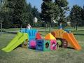 Columpios Modulares Cubic Toy