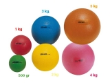 balon medicinal, balon medicinal con agua, heavy med 0,5 kg