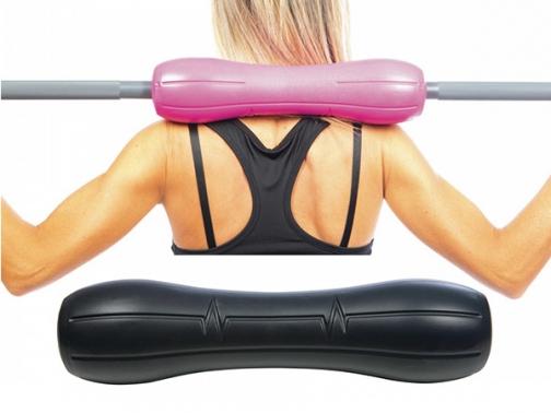 soporte barra de peso, soporte de cuello barra de peso, protector barra confort