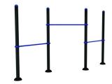 estructura street workout 4, estructura funcional outdoor, estructura funcional exterior