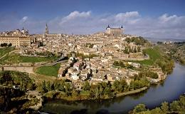 Toledo y vino