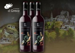 Finca Loranque El Greco, el vino oficial del IV Centenario