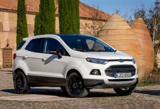 Ford España presenta su nuevo modelo EcoSport en Finca Loranque