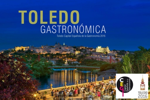 Finca Loranque con Toledo Capital Gastronómica