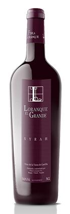 Loranque El Grande Syrah 2008