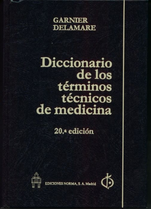 Diccionario de Términos Técnicos en Medicina