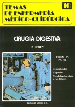 Cirugía digestiva I