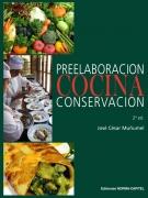 COCINA - Preelaboración y Conservación
