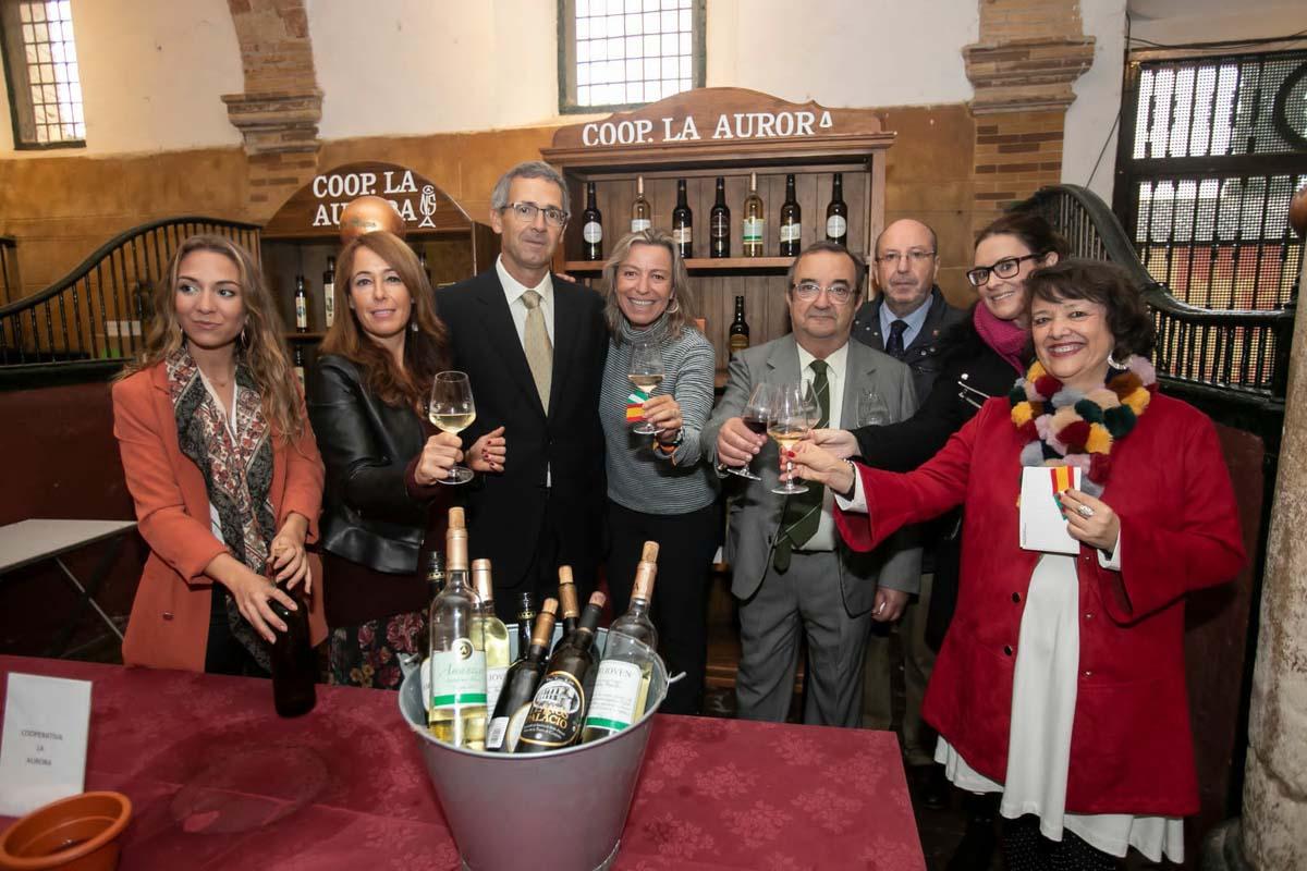 Octava Cata de Otoño Premios Mezquita 2