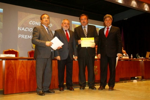 Premios de  la Cooperativa La Aurora
