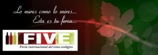 FIVE, la Feria internacional del vino ecológico este año a través de la red