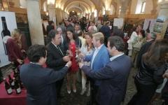 Brindis en los premios Mezquita 2013