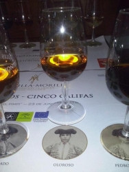 Los vinos Montilla-Moriles en el Museo Carmen Thyssen