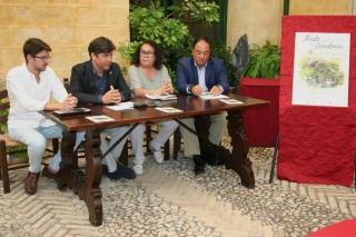 Arranca la sesenta Fiesta de la Vendimia en Montilla