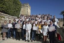 Foto grupal Premios Mezquita 2015
