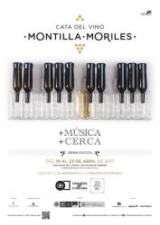 Cata del vino Montilla Moriles 2017