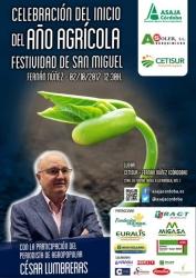 Celebracion del inicio del año agricola en Fernan Nuñez