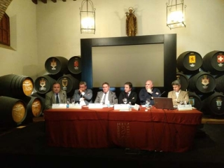 Jornada Vitivinícola en Jerez de la Frontera
