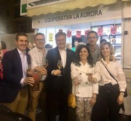 Visitas de Categoría en la XXXV Cata Montilla-Moriles