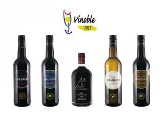 Desde mañana nos puedes encontrar en Vinoble 2018