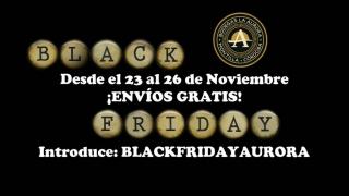 Envíos Gratis hasta el 26 de Noviembre blackfriday
