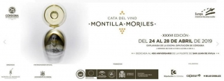Ven a la 36 Cata del Vino Montilla-Moriles en Córdoba