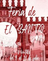 Feria del Santo 2019 en Montilla