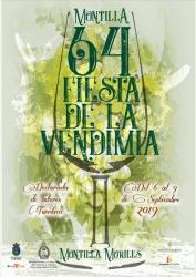 64 Fiesta de la Vendimia Montilla-Moriles